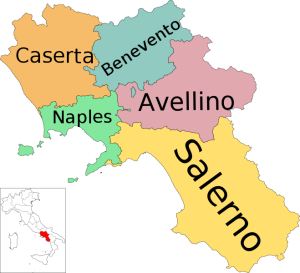 659px-Map_of_region_of_Campania,_Italy,_with_provinces-en.svg