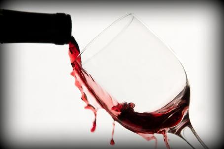 spilled-wine