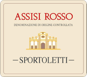 ASSISI-ROSSO